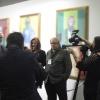 Presidente of. FBF Prof. Umberto Guerrini, Johanna Penz direttrice Art Innsbruck e Cristiano Lovatelli Ravarino